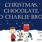 Christmas, Chocolate and Charlie Brown  December 17th