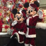 Christmas brunch with Mickey and Minnie December 9th