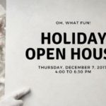 Holiday Open House at the Odessa Chamber of Commerce December 7th