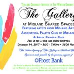 The Gallery Winter Exhibit December 14th