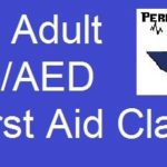 1/24/18   FREE adult CPR/AED & First Aid Class