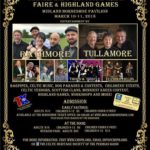 Midland Scottish-Irish Faire & Highland games 03/10-11