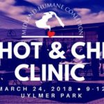 Shot & Chip Clinic 3/24